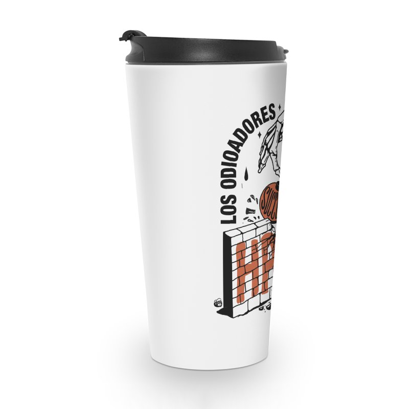 HATERS Accessories Travel Mug by Mico Jones Artist Shop