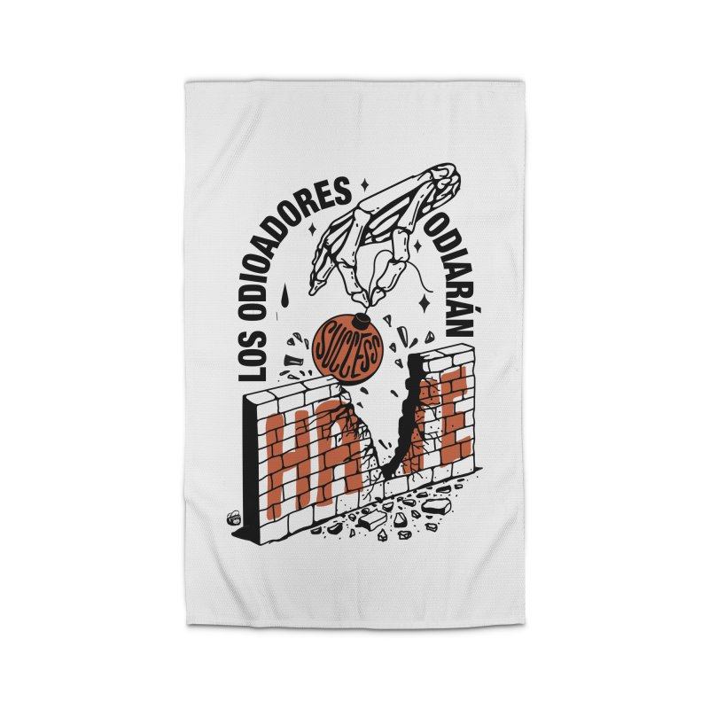 HATERS Home Rug by Mico Jones Artist Shop