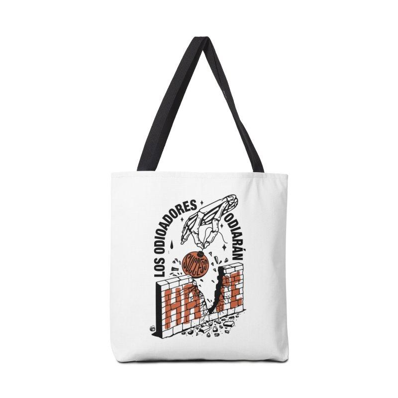 HATERS Accessories Bag by Mico Jones Artist Shop