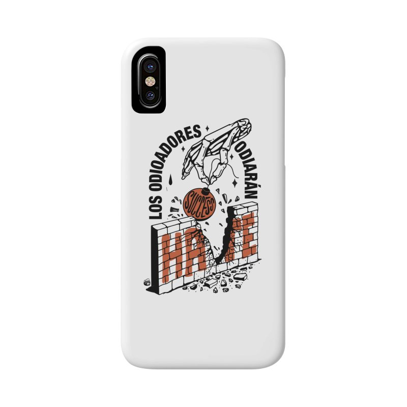 HATERS Accessories Phone Case by Mico Jones Artist Shop