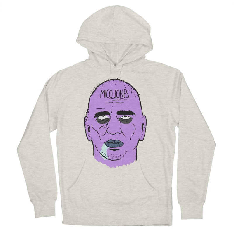 ZOMBIES, HOUSE MUSIC & PILLS Women's Pullover Hoody by Mico Jones Artist Shop