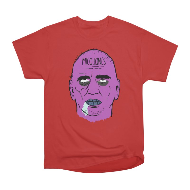 ZOMBIES, HOUSE MUSIC & PILLS Men's T-Shirt by Mico Jones Artist Shop