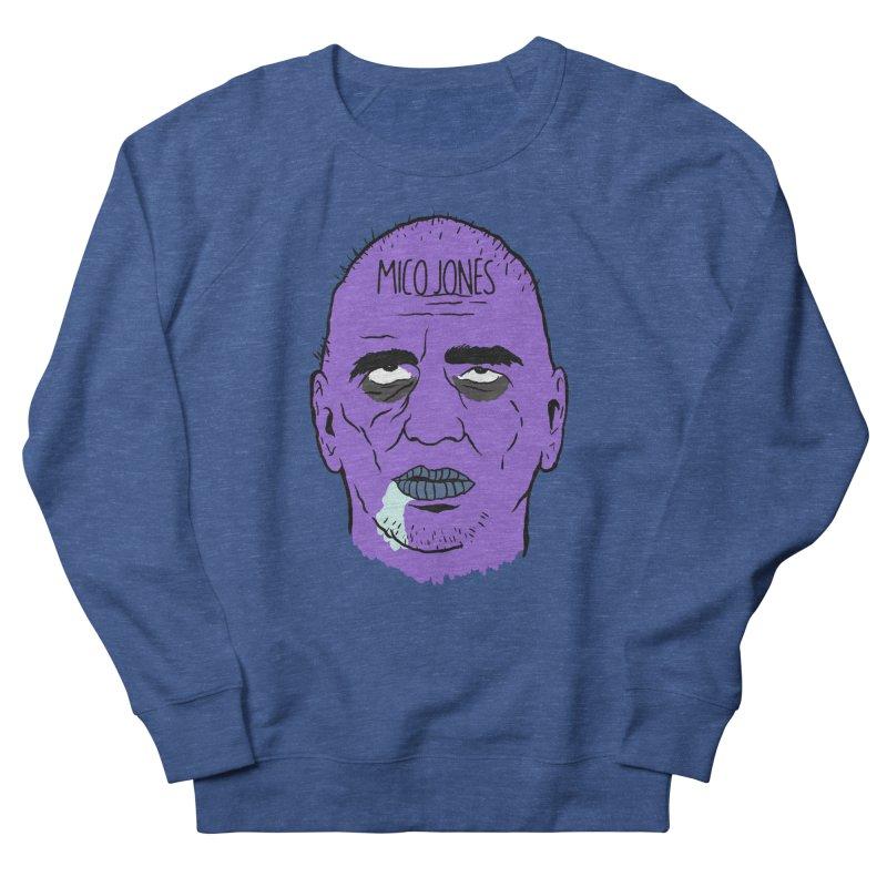 ZOMBIES, HOUSE MUSIC & PILLS Men's Sweatshirt by Mico Jones Artist Shop