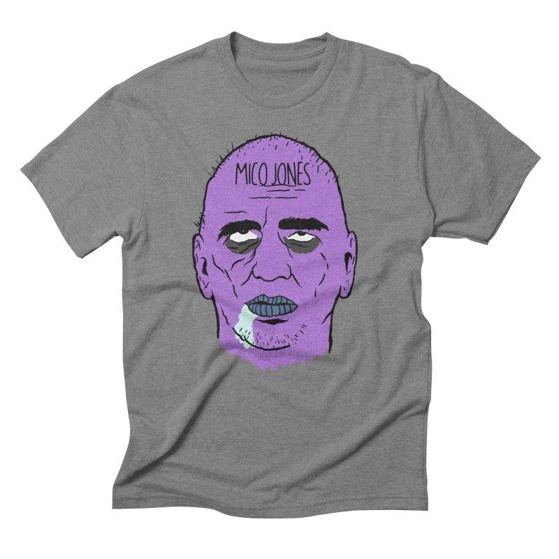 ZOMBIES, HOUSE MUSIC & PILLS Men's T-Shirt by Mico Jones Artist Shop