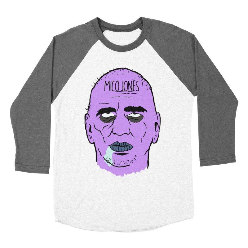 ZOMBIES, HOUSE MUSIC & PILLS Women's Longsleeve T-Shirt by Mico Jones Artist Shop