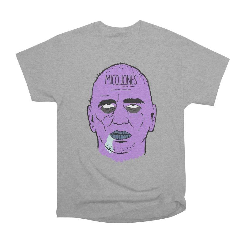 ZOMBIES, HOUSE MUSIC & PILLS Women's Heavyweight Unisex T-Shirt by Mico Jones Artist Shop