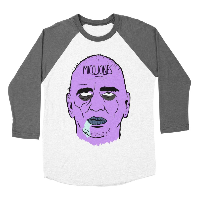 ZOMBIES, HOUSE MUSIC & PILLS Women's Longsleeve T-Shirt by Mico Jones Artist Shop