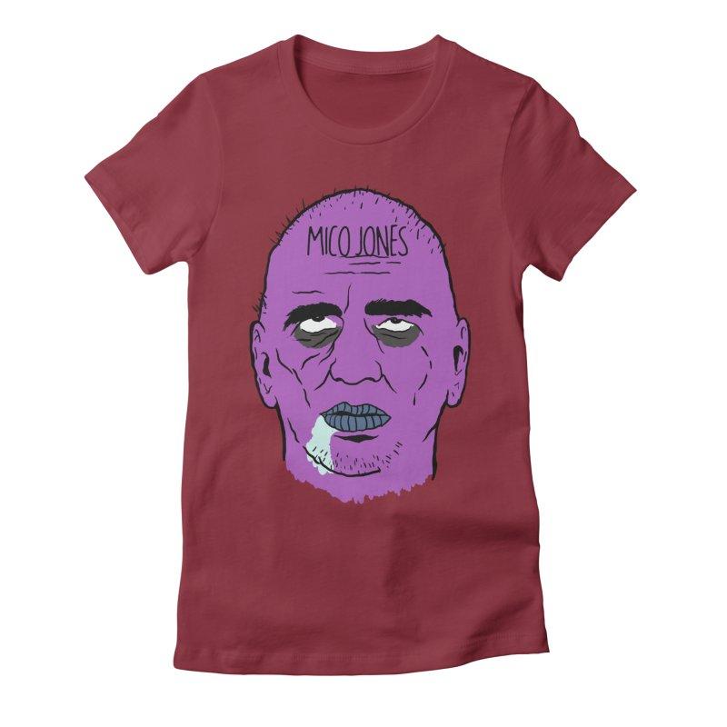 ZOMBIES, HOUSE MUSIC & PILLS Women's T-Shirt by Mico Jones Artist Shop