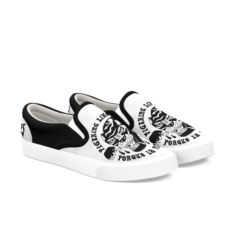 LIKE A TIGER Men's Shoes by Mico Jones Artist Shop