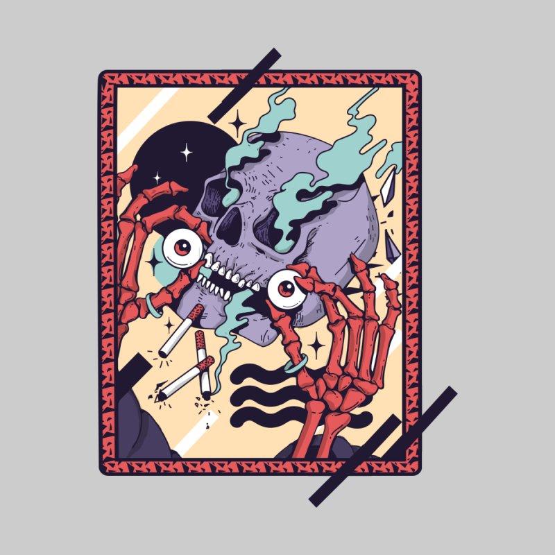 skull kull Kids T-Shirt by Mico Jones Artist Shop