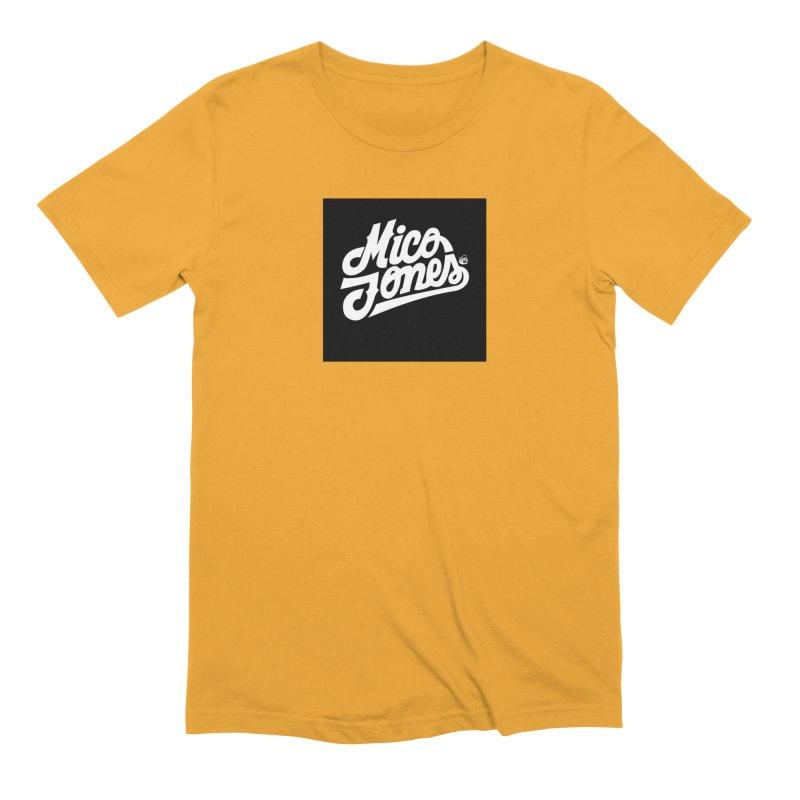 telaraña Men's Extra Soft T-Shirt by Mico Jones Artist Shop