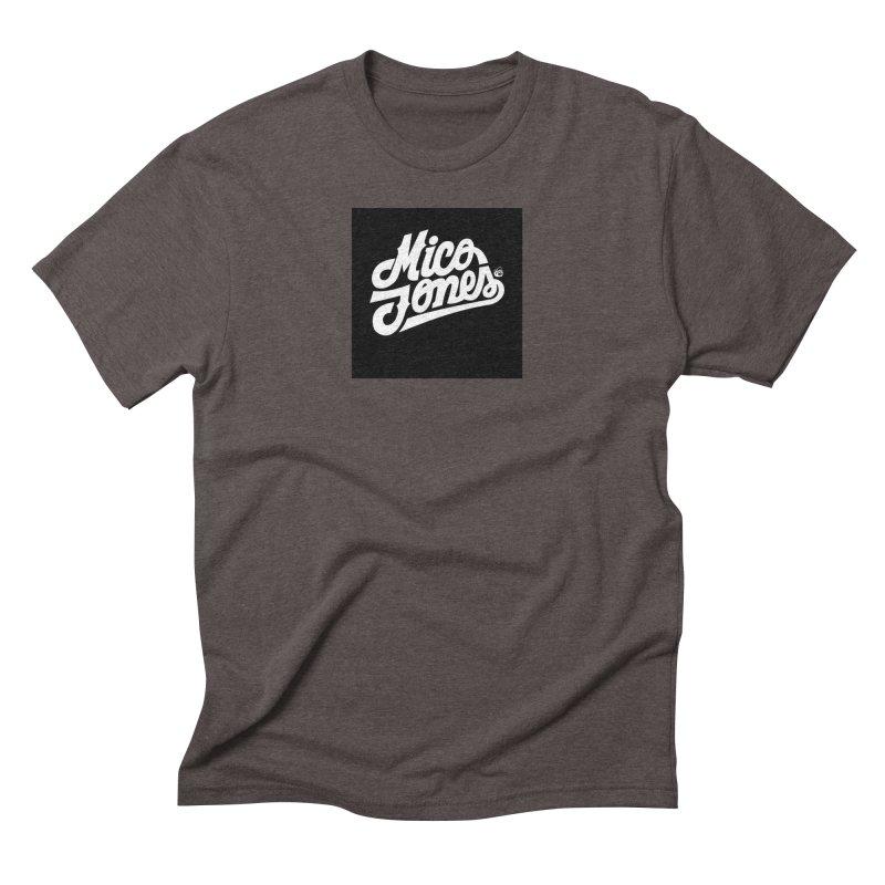 telaraña Men's Triblend T-Shirt by Mico Jones Artist Shop