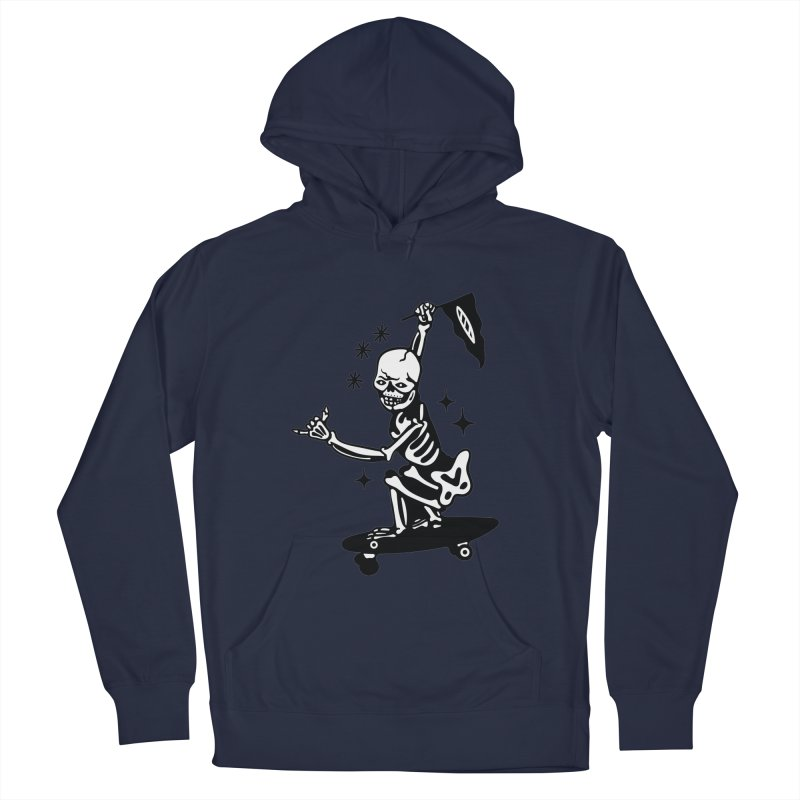 DOPE SKATER Men's Pullover Hoody by Mico Jones Artist Shop