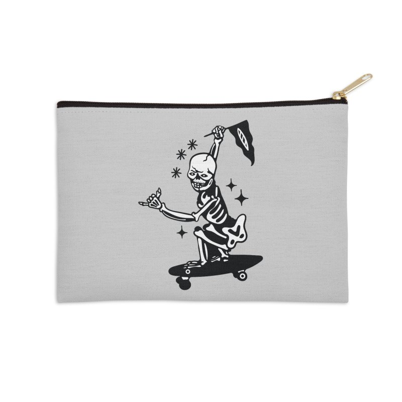 DOPE SKATER Accessories Zip Pouch by Mico Jones Artist Shop
