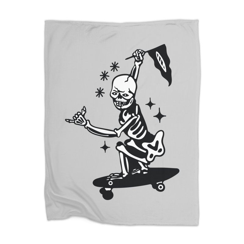 DOPE SKATER Home Blanket by Mico Jones Artist Shop