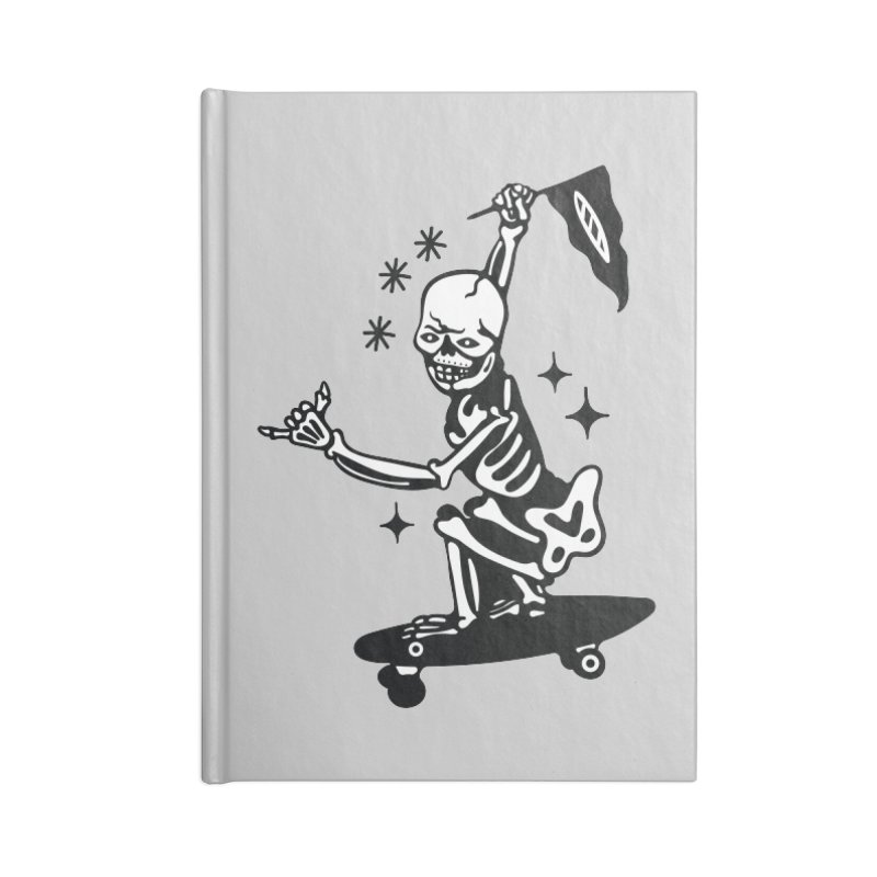DOPE SKATER Accessories Notebook by Mico Jones Artist Shop