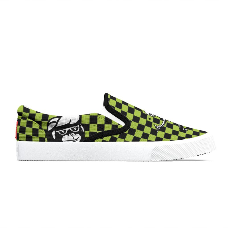 DOPE SKATER Women's Shoes by Mico Jones Artist Shop