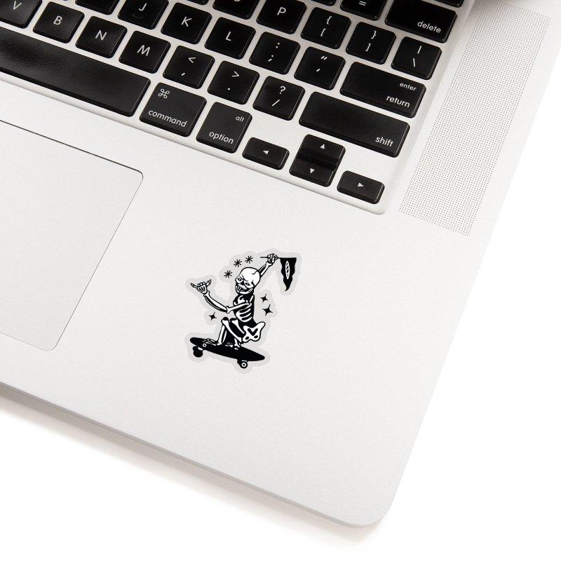 DOPE SKATER Accessories Sticker by Mico Jones Artist Shop