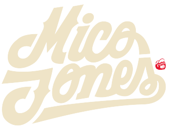 Mico Jones Artist Shop Logo