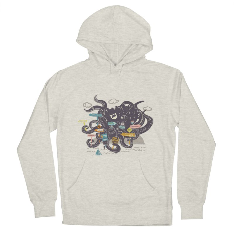 Stray Men's Pullover Hoody by micronisus's Artist Shop