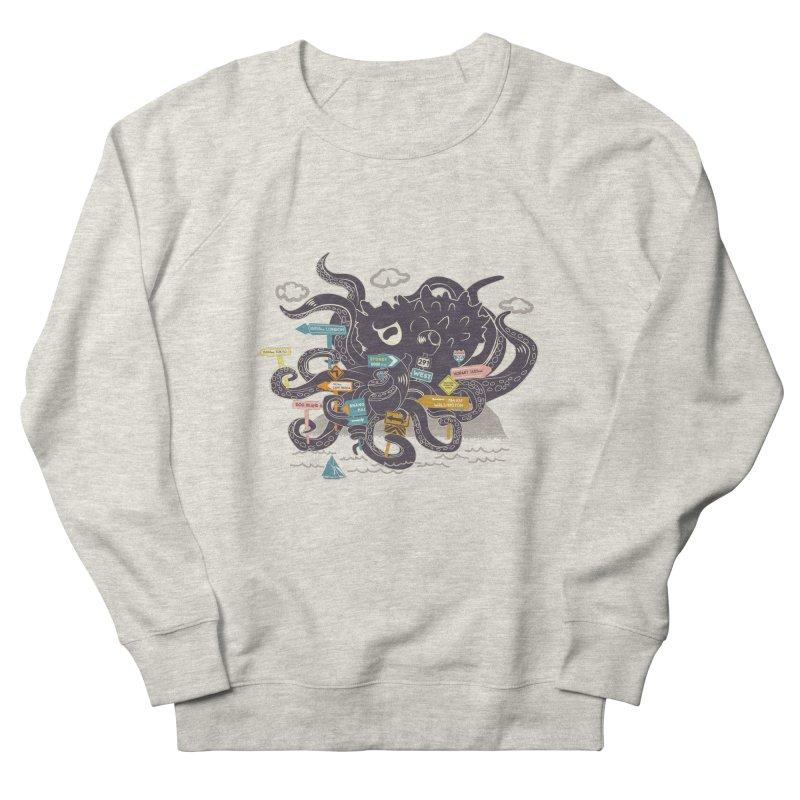 Stray Men's Sweatshirt by micronisus's Artist Shop