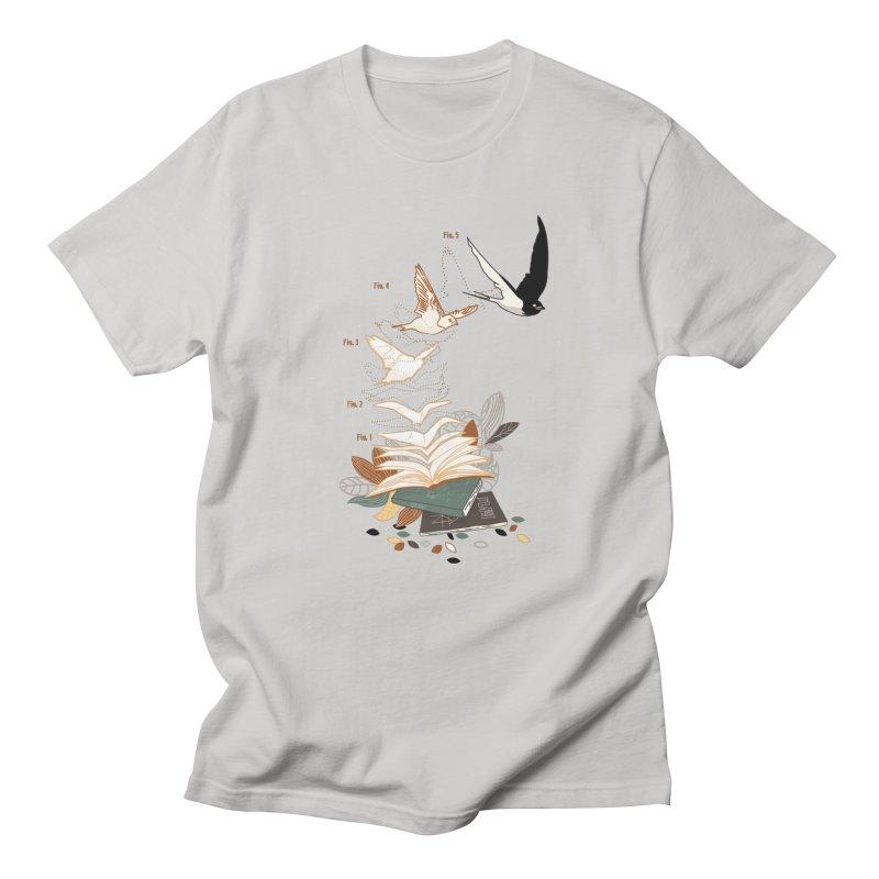 flow Men's T-Shirt by micronisus's Artist Shop