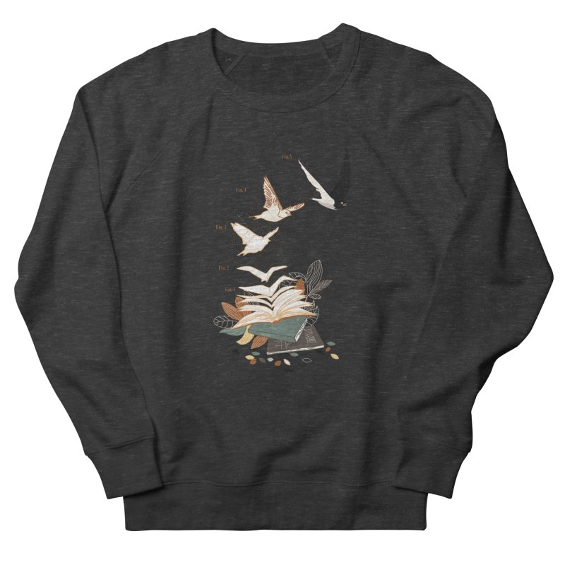 flow Women's Sweatshirt by micronisus's Artist Shop