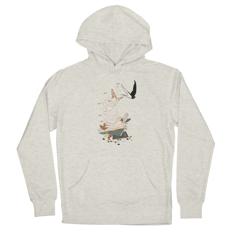 flow Men's Pullover Hoody by micronisus's Artist Shop