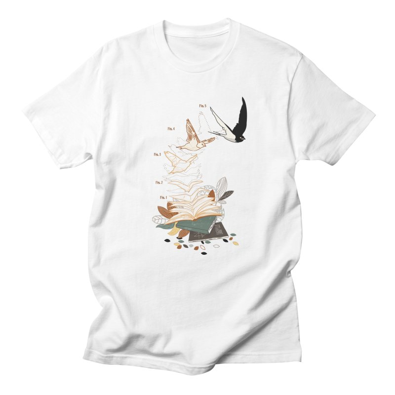 flow Men's Regular T-Shirt by micronisus's Artist Shop