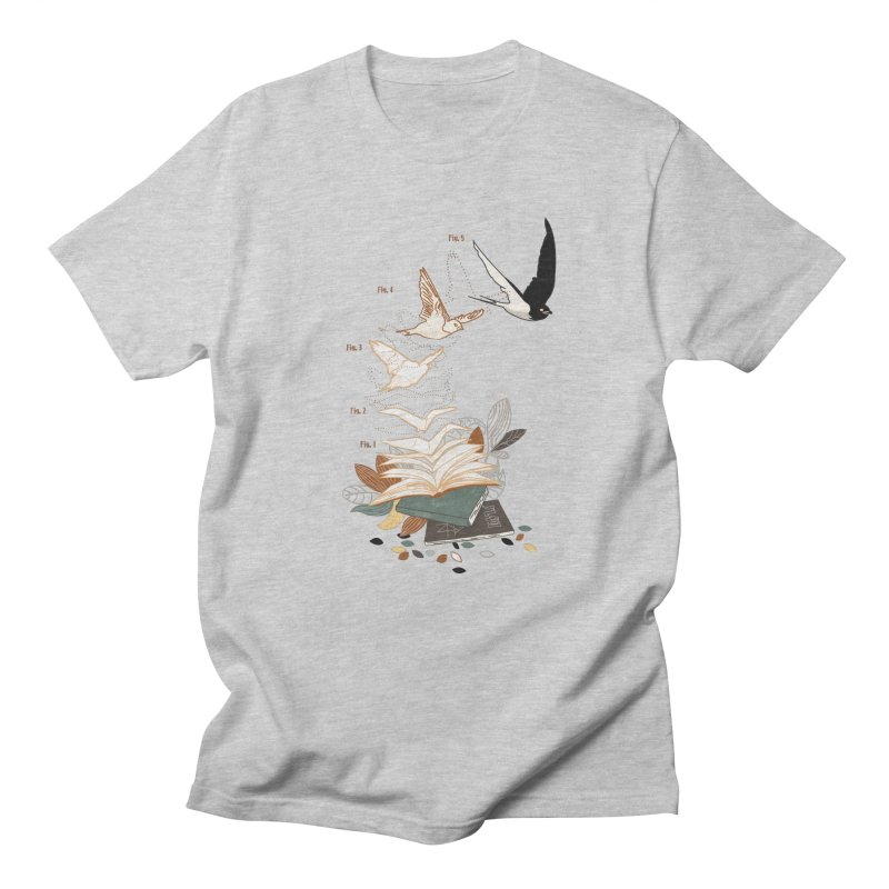 flow Men's T-Shirt by micronisus's Artist Shop
