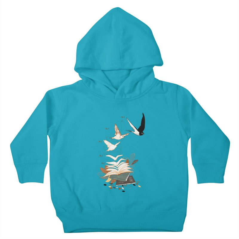 flow Kids Toddler Pullover Hoody by micronisus's Artist Shop