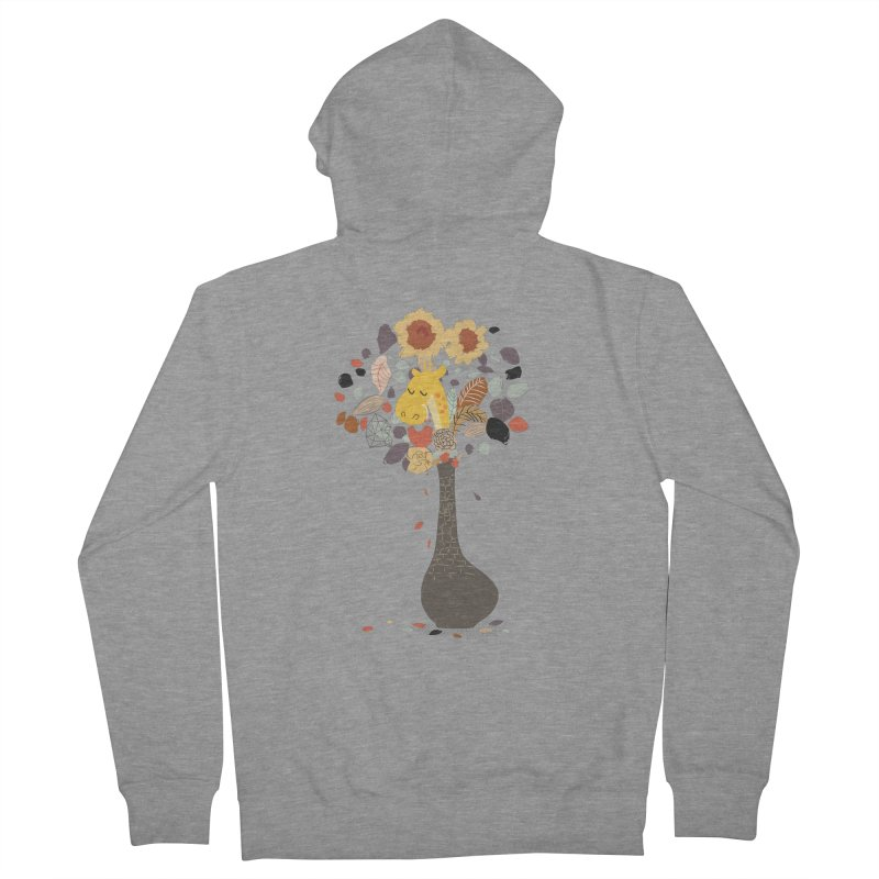 still life No.1 Men's French Terry Zip-Up Hoody by micronisus's Artist Shop