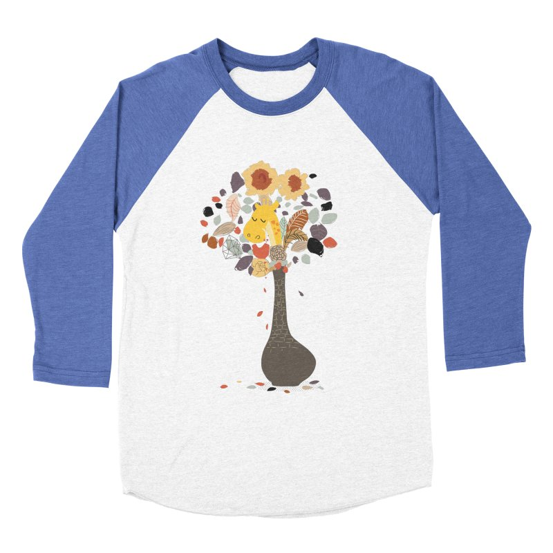 still life No.1 Women's Baseball Triblend Longsleeve T-Shirt by micronisus's Artist Shop