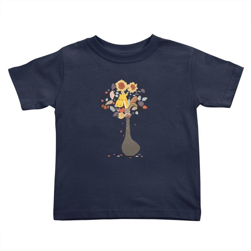 still life No.1 Kids Toddler T-Shirt by micronisus's Artist Shop