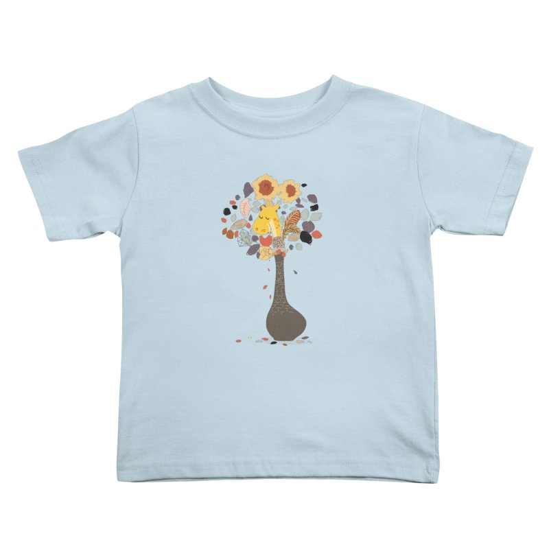 still life No.1 Kids Toddler T-Shirt by micronisus's Artist Shop