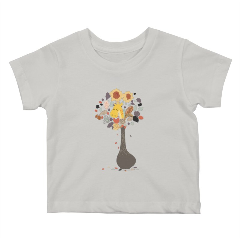 still life No.1 Kids Baby T-Shirt by micronisus's Artist Shop
