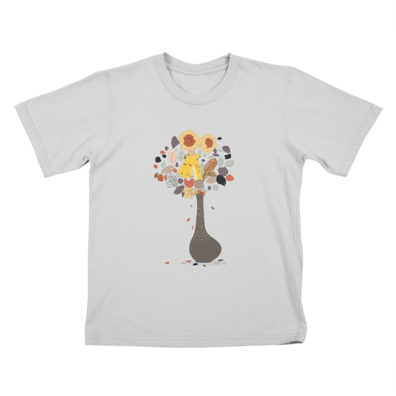 still life No.1 Kids T-Shirt by micronisus's Artist Shop