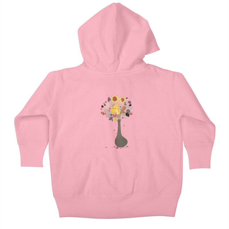 still life No.1 Kids Baby Zip-Up Hoody by micronisus's Artist Shop