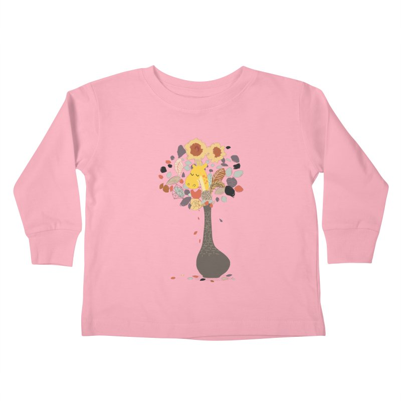 still life No.1 Kids Toddler Longsleeve T-Shirt by micronisus's Artist Shop