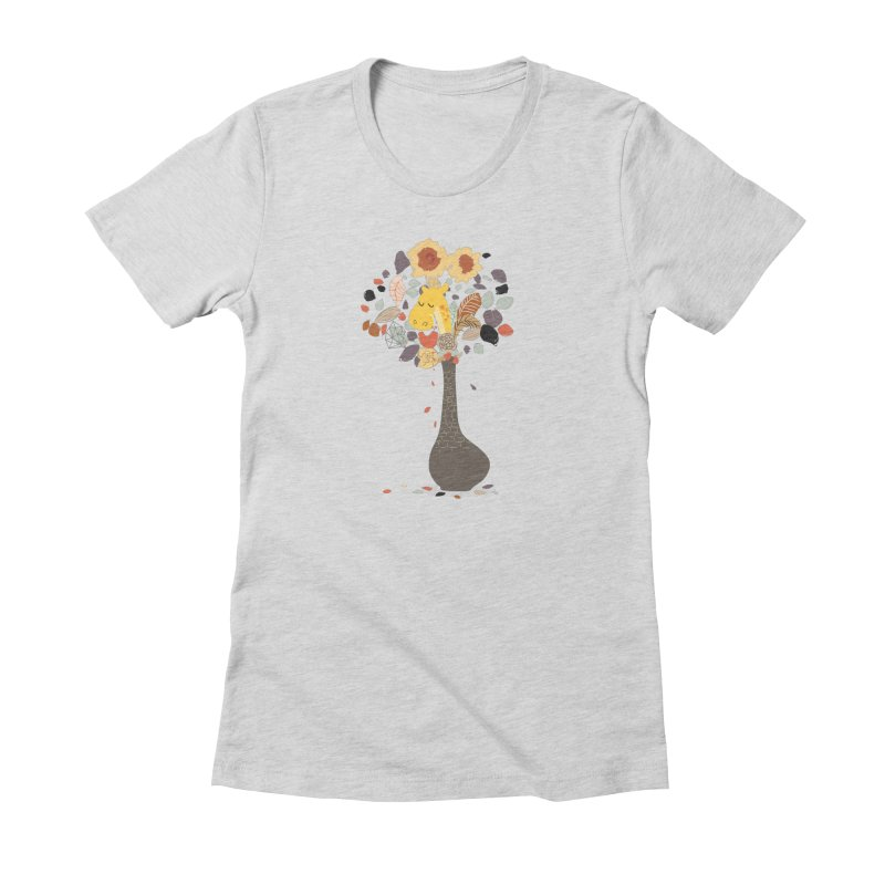 still life No.1 Women's T-Shirt by micronisus's Artist Shop