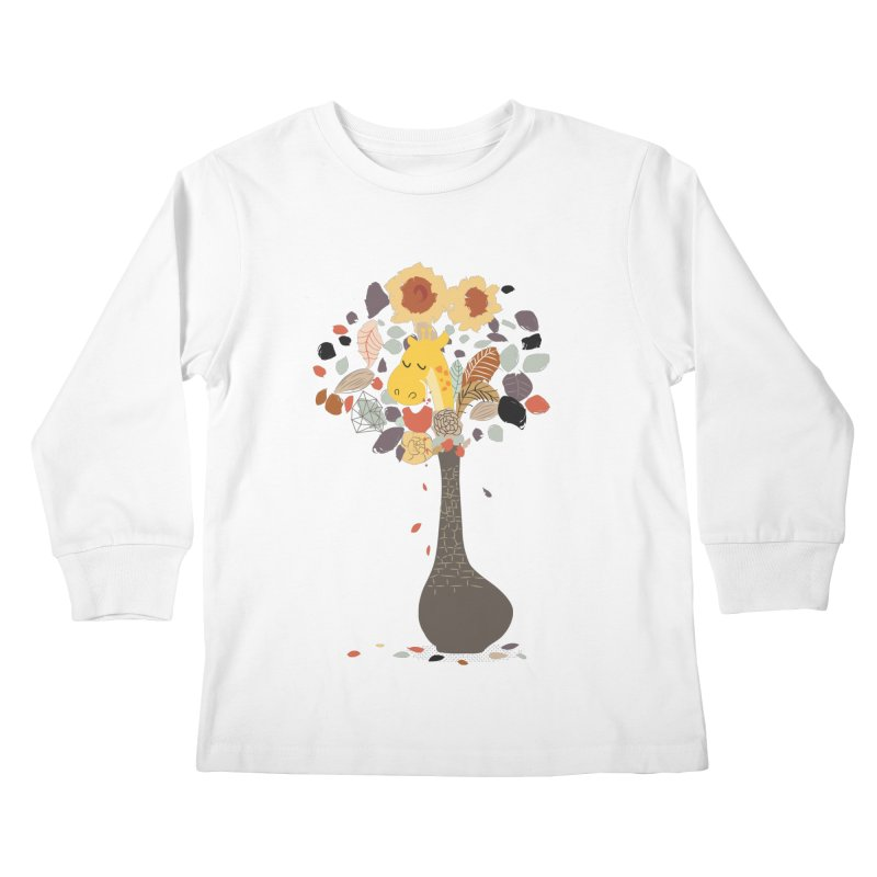 still life No.1 Kids Longsleeve T-Shirt by micronisus's Artist Shop