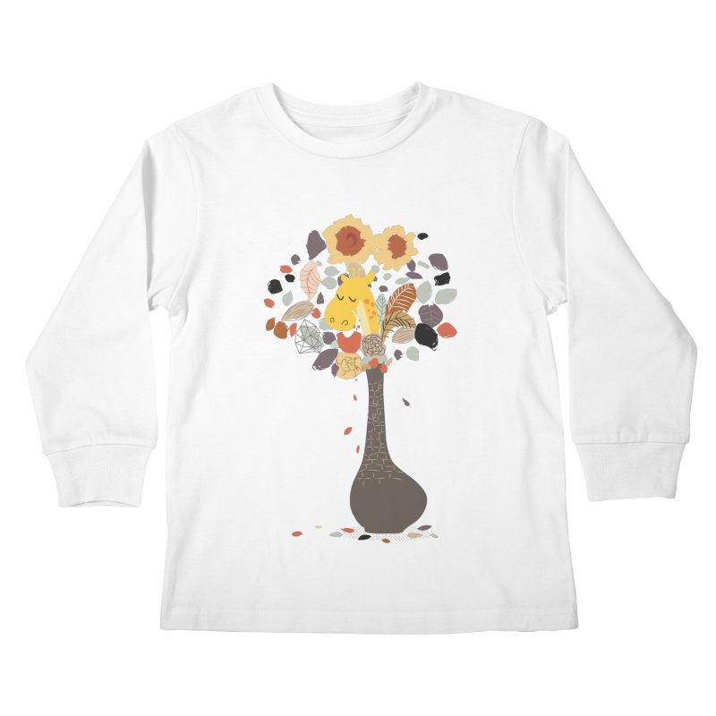 still life No.1 Kids Longsleeve T-Shirt by micronisus's Artist Shop