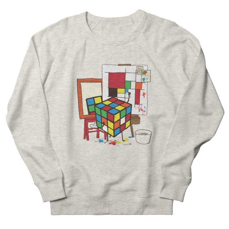 self portrait Men's Sweatshirt by micronisus's Artist Shop