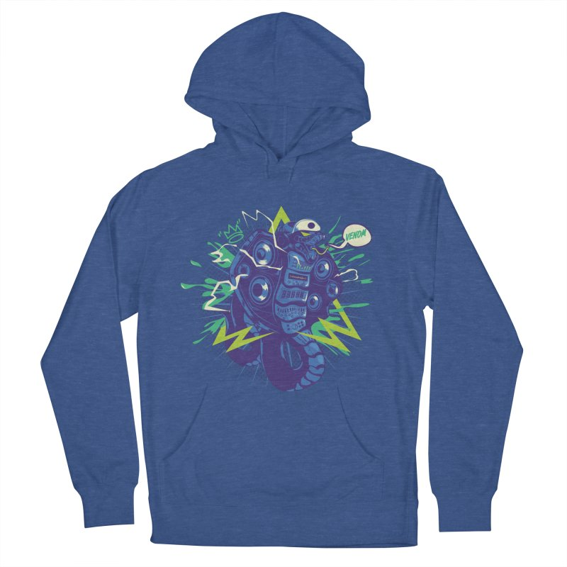 Hi-Fi Men's Pullover Hoody by micronisus's Artist Shop