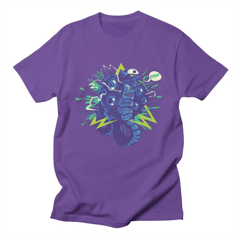 Hi-Fi Men's T-Shirt by micronisus's Artist Shop