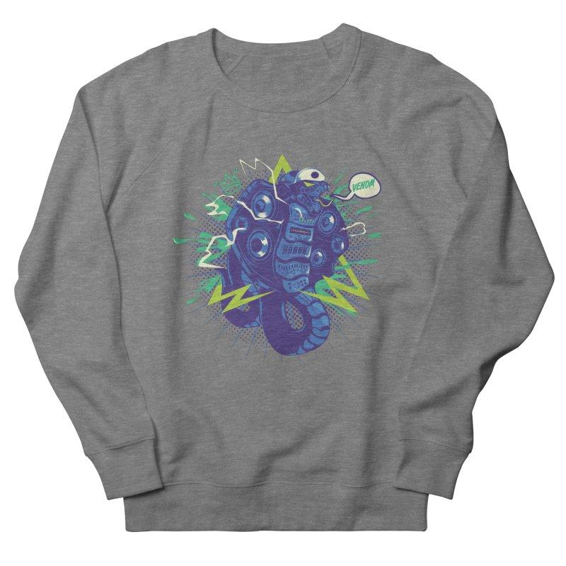 Hi-Fi Women's French Terry Sweatshirt by micronisus's Artist Shop
