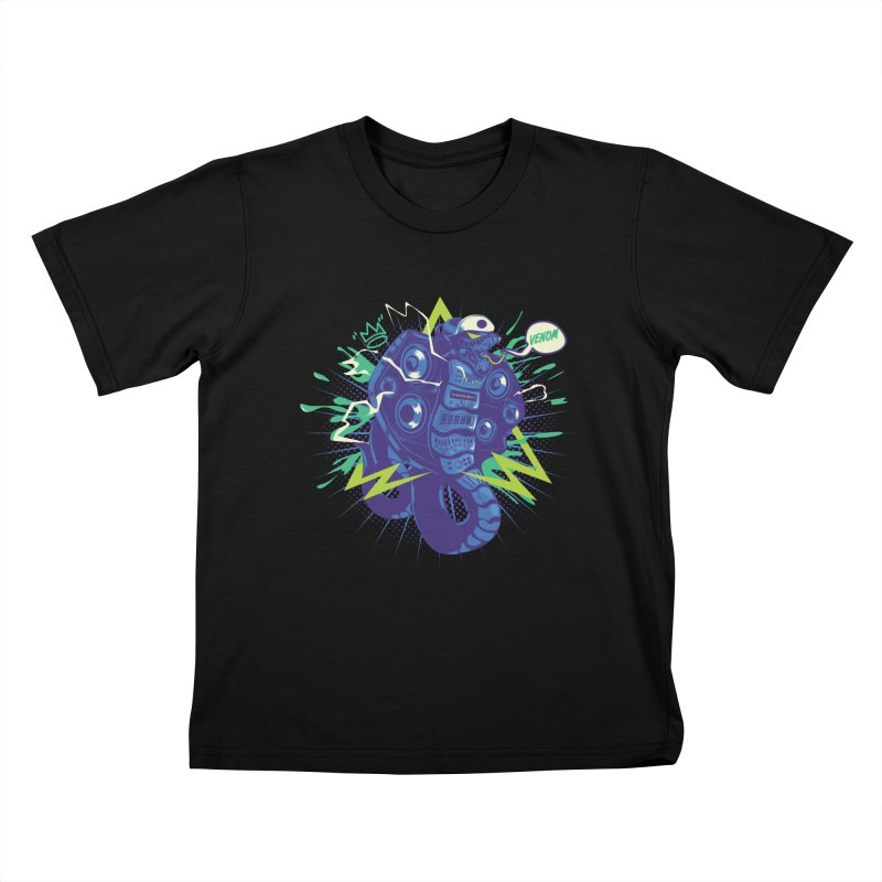 Hi-Fi Kids T-Shirt by micronisus's Artist Shop