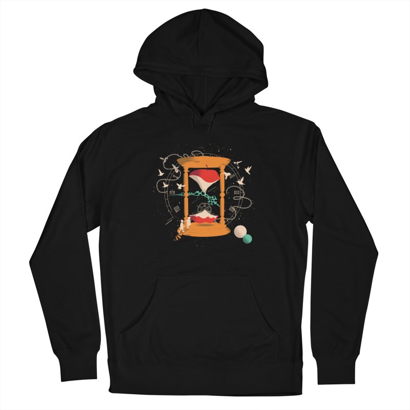 The time we spent together Women's French Terry Pullover Hoody by micronisus's Artist Shop