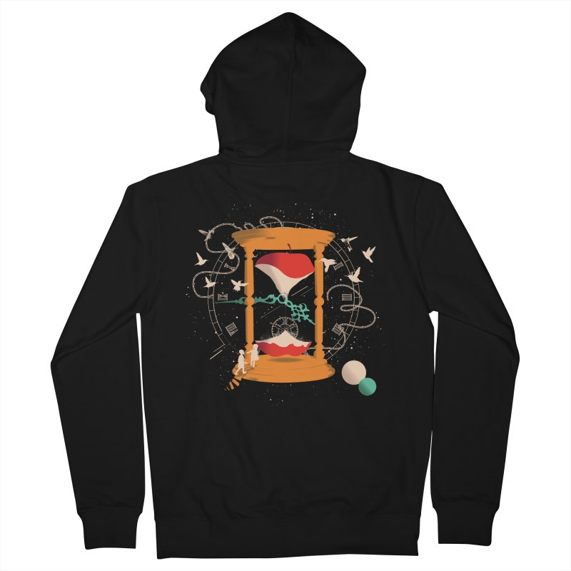 The time we spent together Women's Zip-Up Hoody by micronisus's Artist Shop
