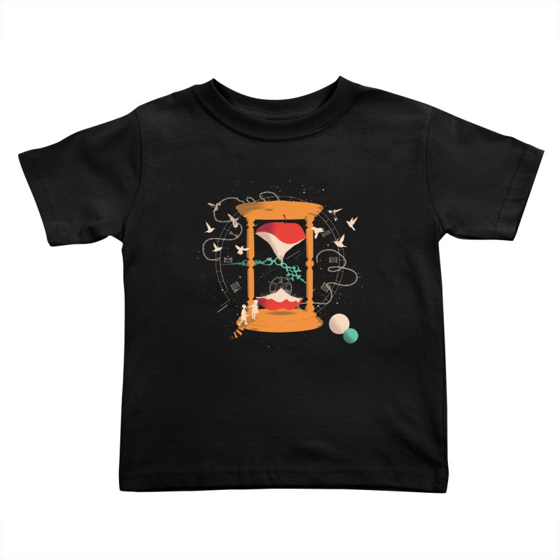 The time we spent together Kids Toddler T-Shirt by micronisus's Artist Shop